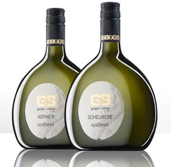 Liebliche Weißweine Spätlese von Geiger und Söhne