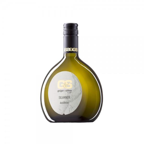 Silvaner Weißwein aus Franken Auslese edelsüß