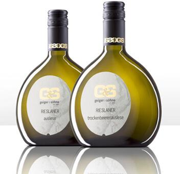 Edelsüße Weißweine von Geiger und Söhne
