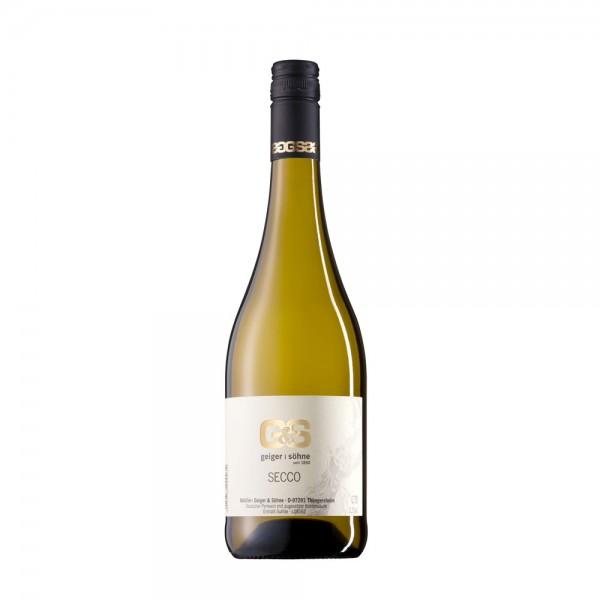 Secco Perlwein weiß aus Franken trocken