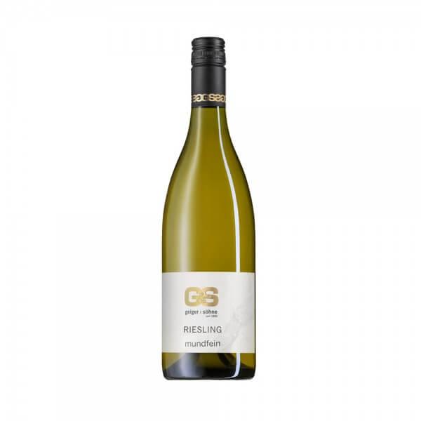 Riesling Weisswein aus Franken Mundfein lieblich