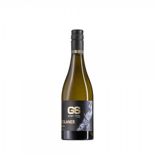 Rieslaner Weißwein aus Franken Auslese edelsüß