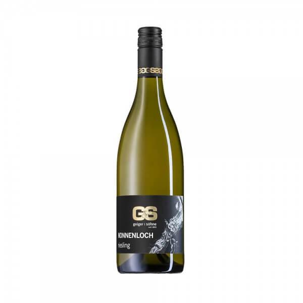 Riesling Nonnenloch Weißwein aus Franken trocken